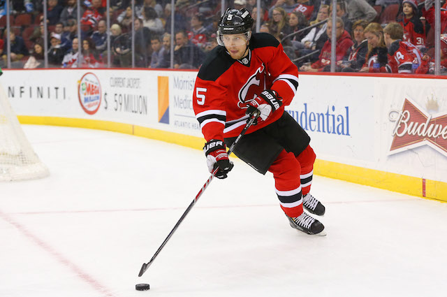 buy online 5395b 2187d Devils sign Adam Larsson to 6-year, $25 million contract ...