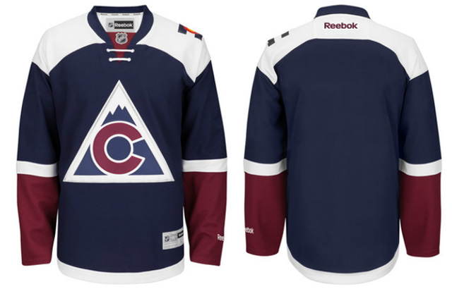 LOOK  Avalanche s awesome new third jersey appears to have leaked ... 5ce1973a8