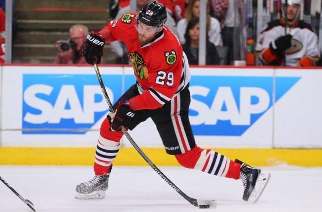 Bryan Bickell is likely to play in Game 3. (USATSI)