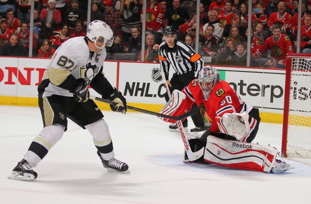 NHL's 2015-16 national TV schedule heavy on Blackhawks ...