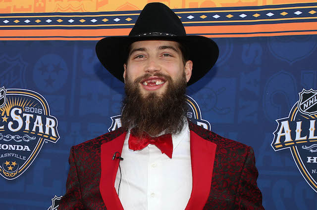 Image result for brent burns all star