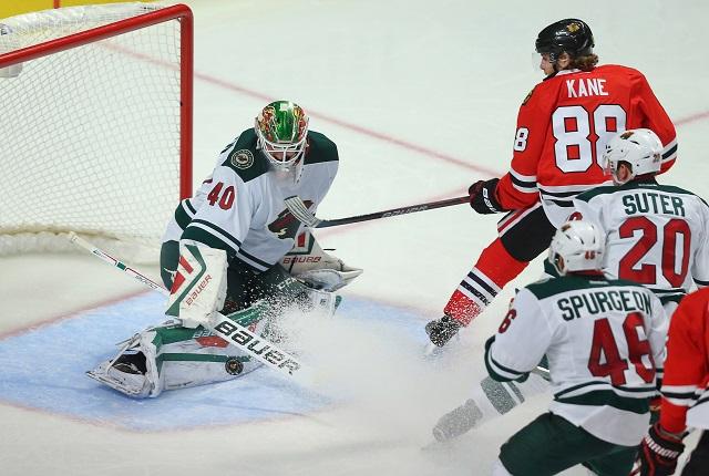 NHL Picks: Wild keep rolling with Stadium Series win over Blackhawks