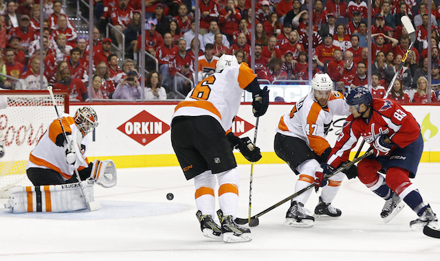 NHL Playoffs Takeaways  Kings are out  Flyers steal win to stay in ... 9ee47b687b5