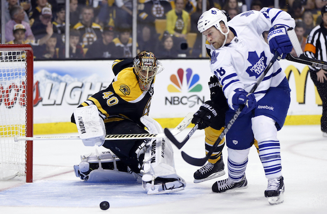 Quest for the Cup: Sit the tough guys, Toronto