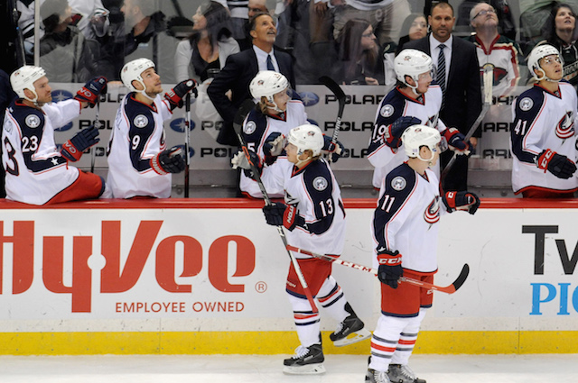 Columbus Blue Jackets finally get their first win of the season ...