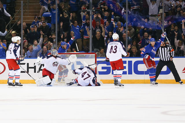 The Columbus Blue Jackets are off to one of the worst starts ever ...