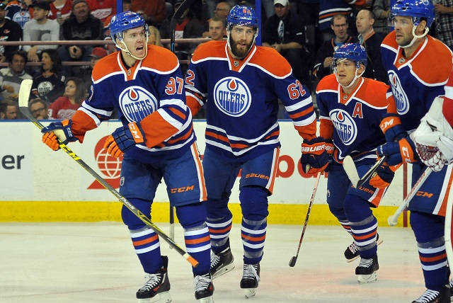 WATCH: Connor McDavid dekes Petr Mrazek out of his shorts for goal