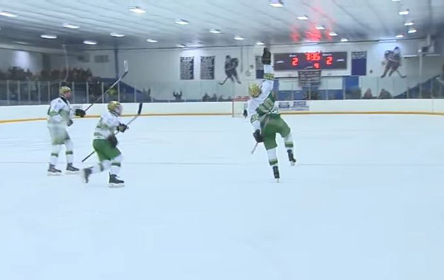 Two Hockey Players Remind Us Of The Unrivaled Resolve Of High School Athletes