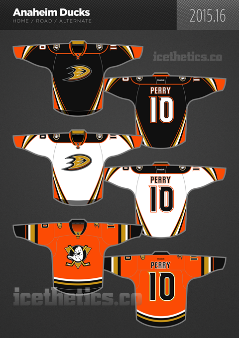 newest 5658a 79aad LOOK: Anaheim Ducks to be 'Mighty' again with new third ...