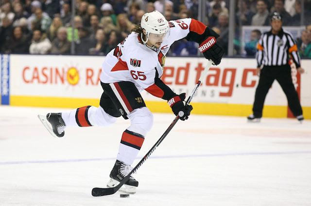 Ottawa Senators defenseman Erik Karlsson is the kind of player we do not see very often. (USATSI)