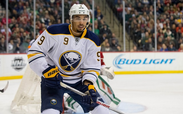 Evander Kane will not face charges after being investigated by police. (USATSI)