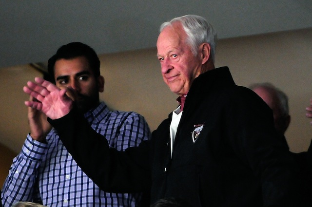 Gordie Howe's family released a statement on Friday talking about his recovery from a stroke in October. (USATSI)