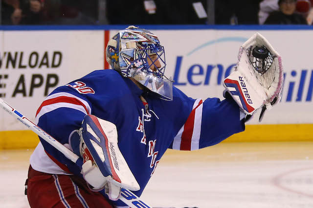 Henrik Lundqvist S Legend Continues To Grow With Game 7 Win