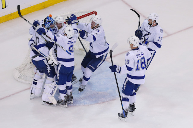 The Tampa Bay Lightning built one of the most exciting teams in the NHL. ( 6d3dbf320