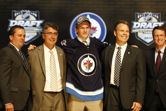 The Winnipeg Jets have signed first-round pick Jacob Trouba.(USATSI)