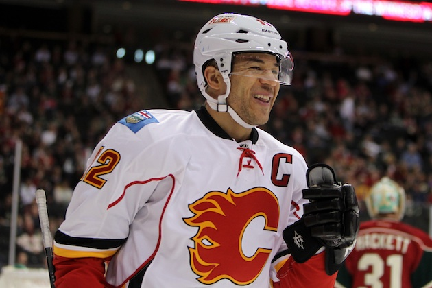 The Pittsburgh Penguins are still waiting for Jarome Iginla to make his debut with the team. (USATSI)