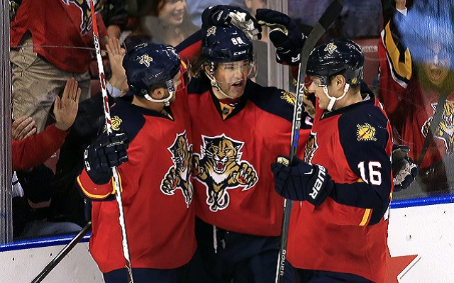43-year-old Panthers forward Jaromir Jagr: 'I know I can play to 50'
