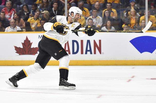 For one year John Scott saved the NHL All-Star Game. (USATSI)