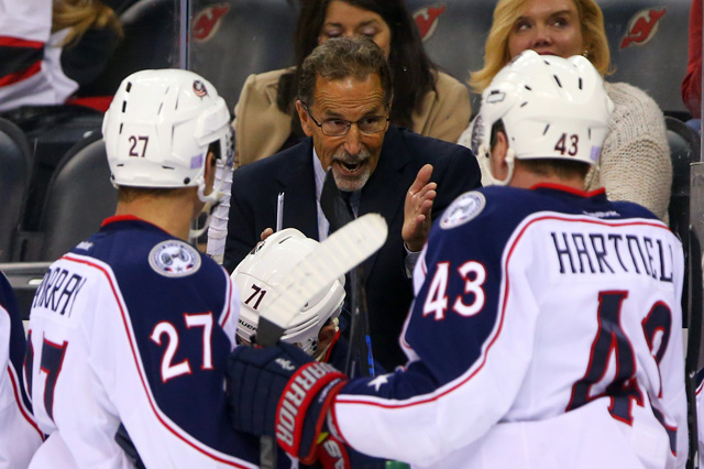 John Tortorella critical of Blue Jackets captain Nick Foligno ...