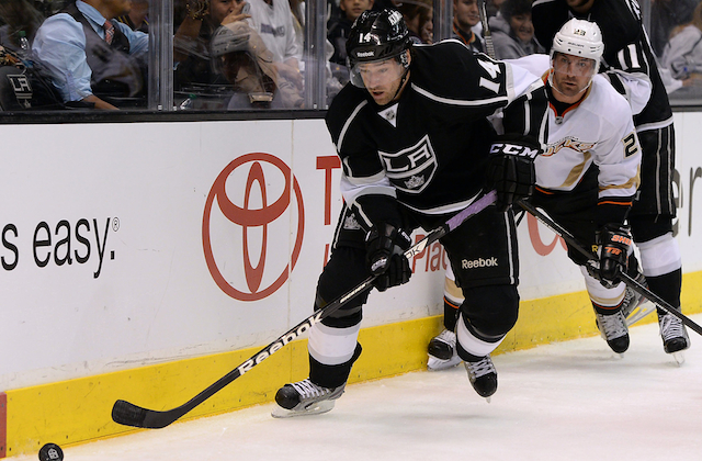 Justin Williams is one of the Kings' most important players. (USATSI)