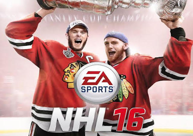 This cover will no longer appear on EA Sports NHL 16. (USATSI)