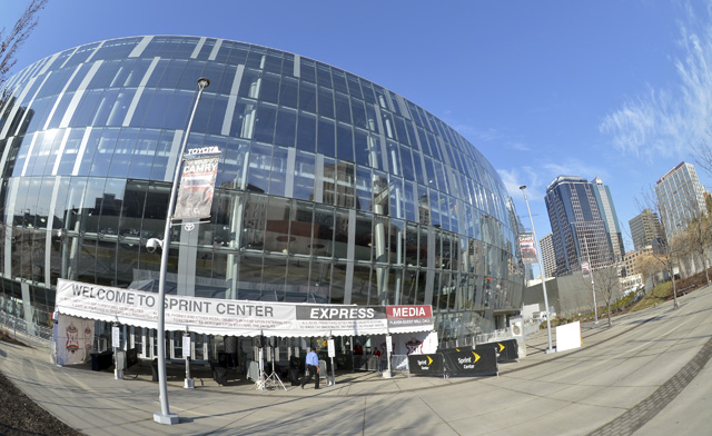 Sprint Center in Kansas City was once a desired destination for NHL. (USATSI)