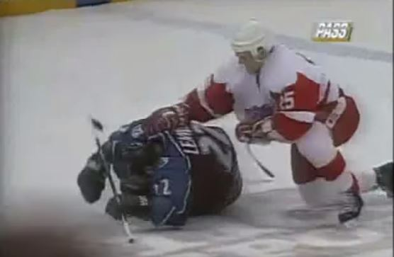 a40cab4b3d0 Will Darren McCarty and Claude Lemieux be at the Avs-Wings alumni game  (