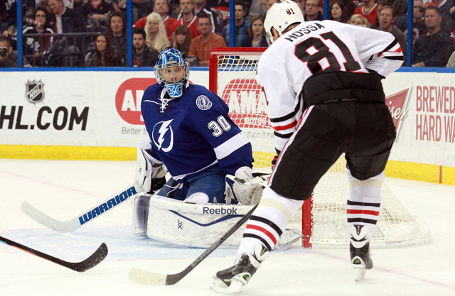 The Lightning and Blackhawks are set to open the Stanley Cup Final. (USATSI) 3994b1e82