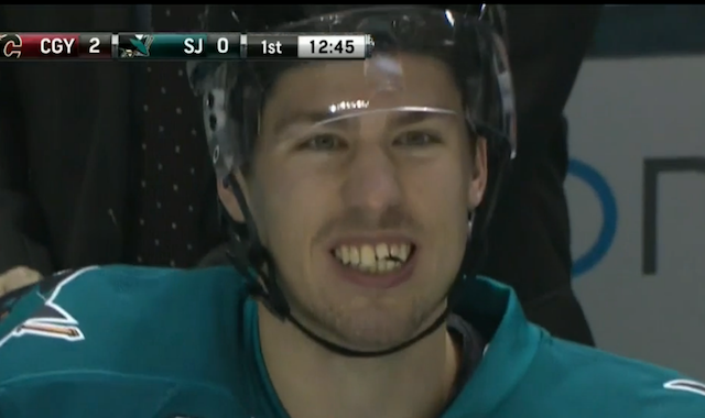 Logan Couture Horse Forward Logan Couture Has
