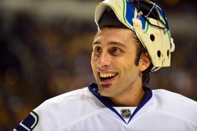 The Toronto Maple Leafs don't need Roberto Luongo. (USATSI)