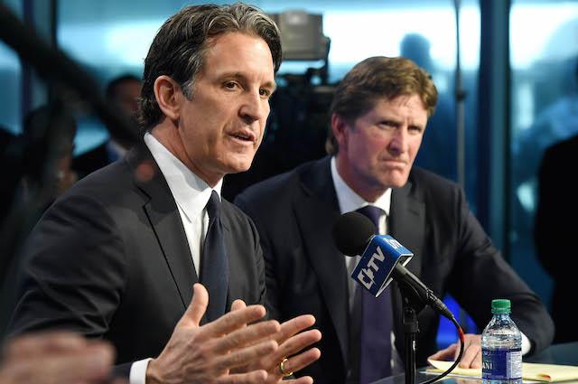 Brendan Shanahan should give Toronto Maple Leafs fans hope. (USATSI)