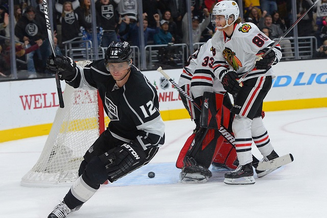 WATCH: Kings beat Blackhawks in particularly exhilarating 3-on-3 OT