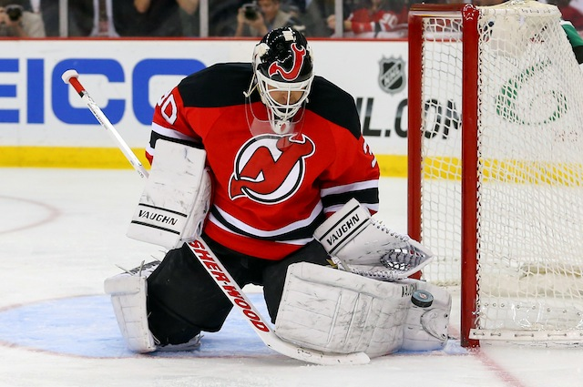 Martin Brodeur Will Begin Practicing With Blues On Friday