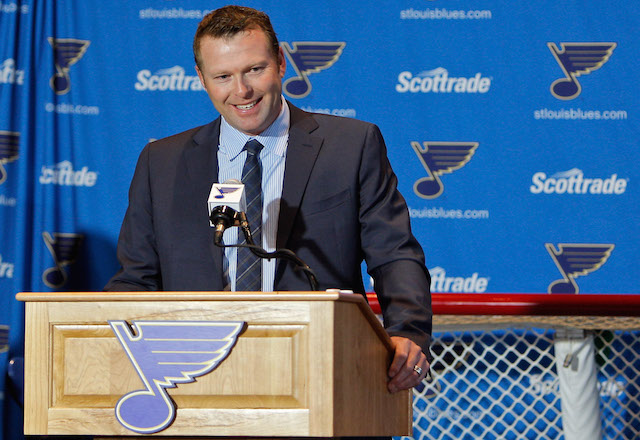 Martin Brodeur may not return to the New Jersey Devils quite yet. (USATSI) 47c706368