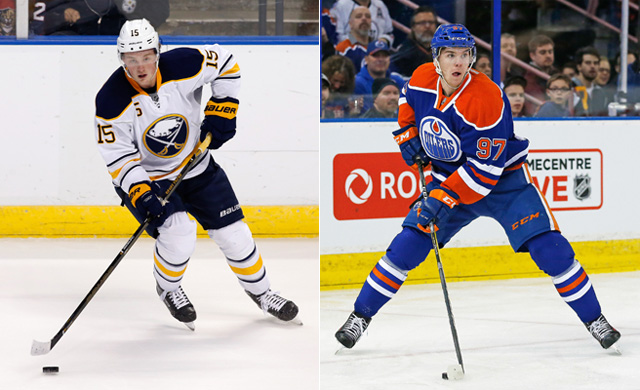 Oilers  Connor McDavid vs. Sabres  Jack Eichel Part I  Four things ... 71931122f