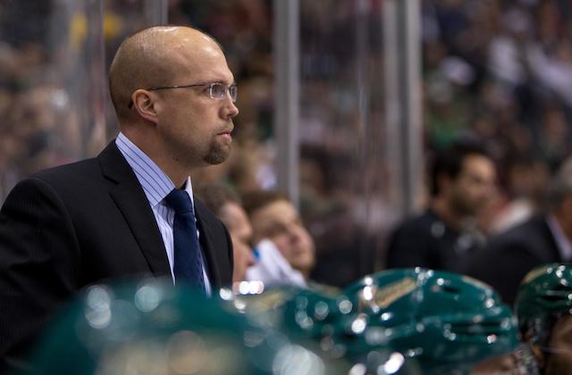 The Minnesota Wild are expected to retain coach Mike Yeo. (USATSI)