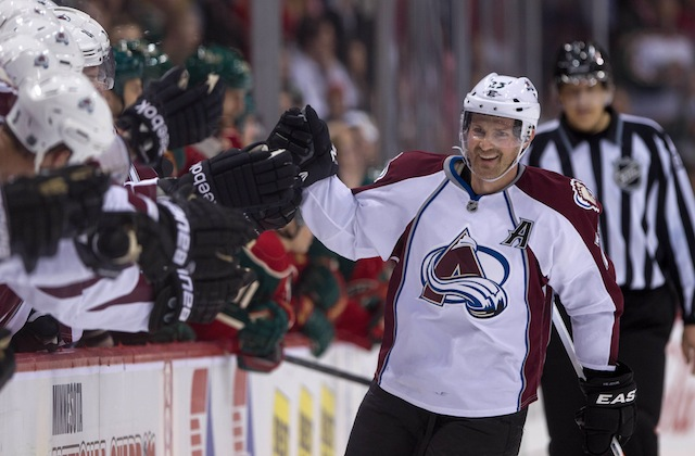 Milan Hejduk wants to keep playing, but will somebody sign him? (USATSI)