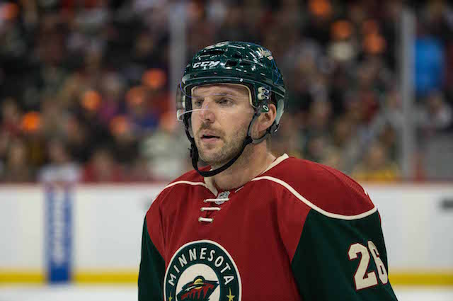 An aging, expensive roster is the biggest problem for the Minnesota Wild. (USATSI)