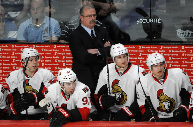 How did Paul MacLean's Senators score in Game 2? (USATSI)