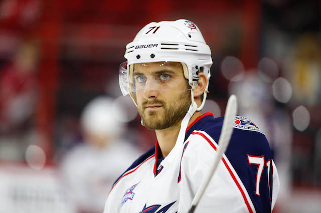 Blue Jackets name Nick Foligno team captain - CBSSports.com