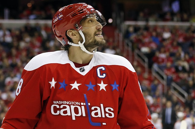 Alex Ovechkin will miss the NHL All-Star Game. (USATSI)
