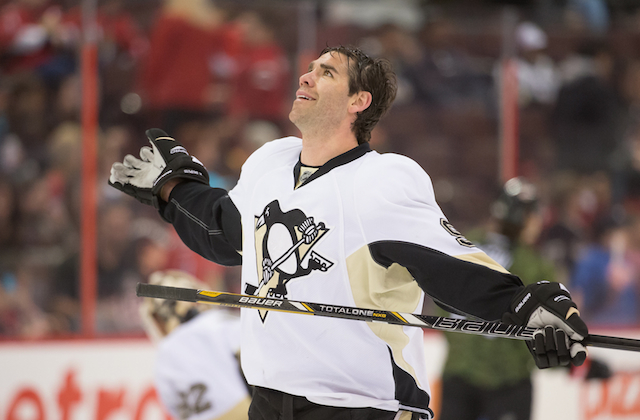 Pascal Dupuis is one of the best bargains in the NHL. For now. (USATSI)