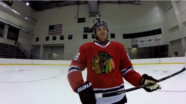WATCH: NHL stars dazzle with GoPro cameras