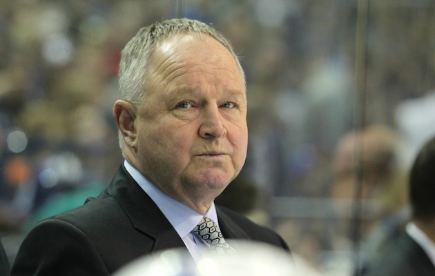 Randy Carlyle has some theories on concussions. (USATSI)