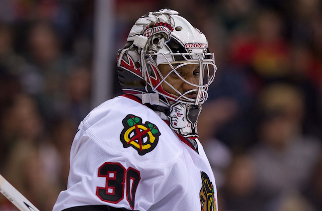 Would the Flyers bring back Ray Emery to fill their goaltending void? (USATSI)