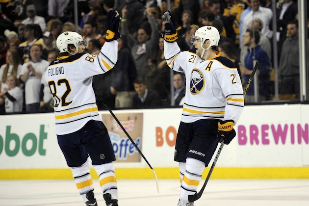 The Buffalo Sabres are somehow still in the playoff race. But they need a win on Friday. (USATSI)