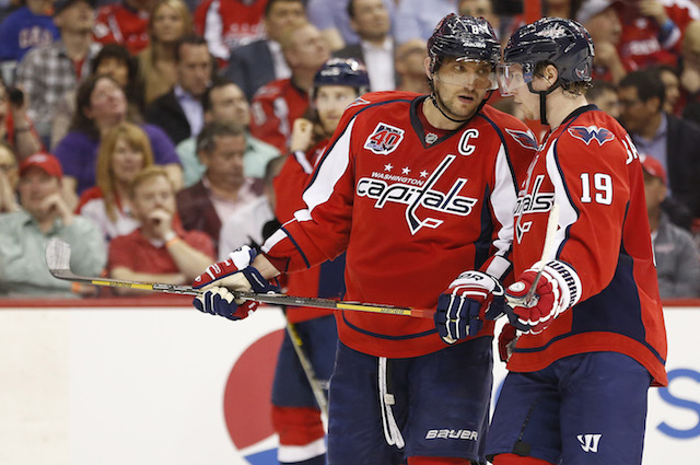 Alex Ovechkin and the Washington Capitals host Game 7 on Monday night. (USATSI)