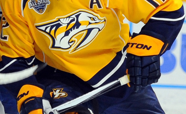 The Predators are about to lose out on one of their top prospects. (USATSI)