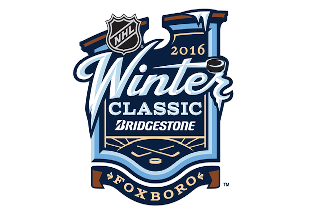 The 2016 NHL Winter Classic logo. (NHL)