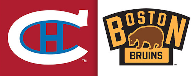 Canadiens bruins reveal logos for 2016 nhl winter classic - Canadiens hockey logo ...
